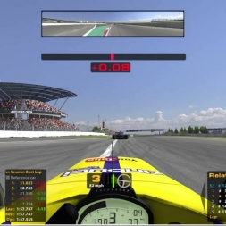 iRacing Star Mazda Official at Nurburgring Grand Prix