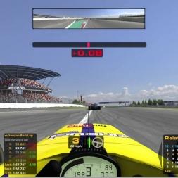 iRacing Star Mazda Official at Nurburgring Grand Prix
