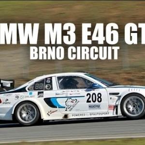 BMW M3 E46 GTR /// 8h Le Brno 2015
