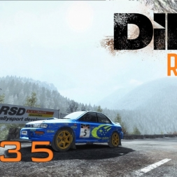 DiRT Rally Gameplay: Monte Carlo Madness - Episode 35
