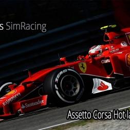 Assetto Corsa F1Simgames MGR F1 2015 @ Brasil GP