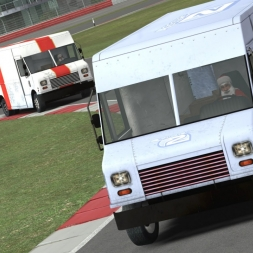 RFACTOR 2 - LIME ROCK - BOXMASTER TRUCK