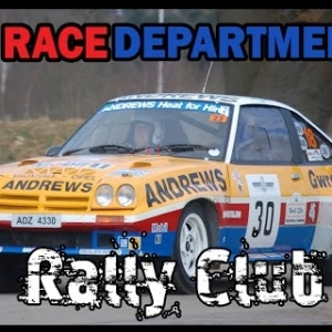 Race Department Dirt Rally Club  - Group A Rwd Vs Group B Rwd - SS1