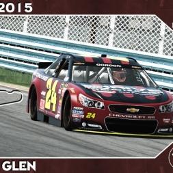 rFactor 2 - Nascar 2015 - Watkins glen