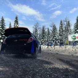 DiRT Rally - Winter Wonderland - Hyundai Rally