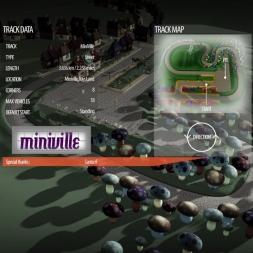 rFactor 2: Miniville mod