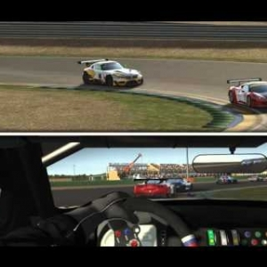 rFactor 2: Apex GT3 at Valencia