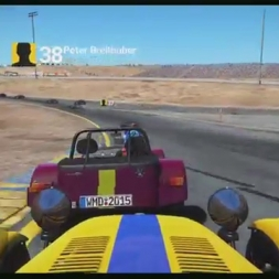Project Cars Caterham Seven Classic at Sonoma (1080p60fps)