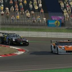 R3E GT3 - Amazing battle against Julian Kunze!