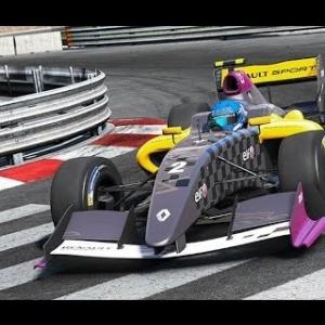 Baseline setups: Formula Renault 3.5