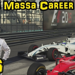 F1 2015 - Felipe Massa Career Mode - Ep 6: Monaco