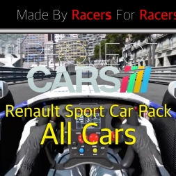 Project Cars - Renault Sports Car Pack