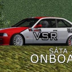 rallyFactor MARB 2015   Borsod Rally   SS3 Sáta - Ózd   Balazs Toldi OnBoard