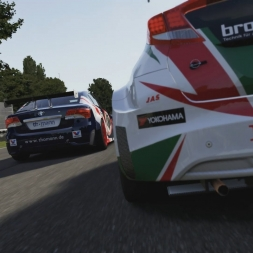 Forza 6 BTCC Race at Monza (60fps)