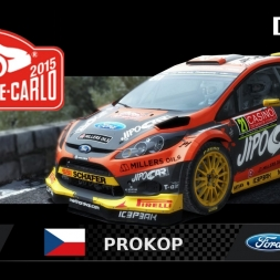 DIRT Rally | Ford Fiesta @ Route de Turini