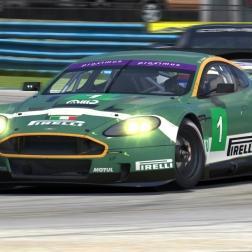 iRacing 16S1: GT1 Race at Sebring International