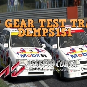 TOP GEAR Test Track: BTCC Cavalier 93: Demps151