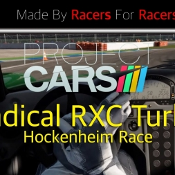 Project Cars - Radical RXC Turbo - Free Car No7