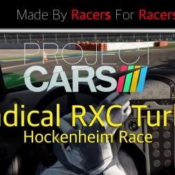 Project Cars - Radical RXC Turbo - Free Car No7