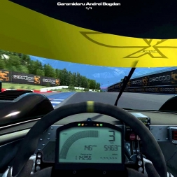Mr.C @ RaceDepartment - Aquila CR1 - RaceRoom Raceway (Bridge)