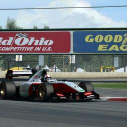 R3E | Formula RaceRoom 2 @ Mid-Ohio | 1:14.221 | 60 fps