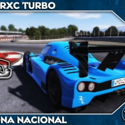 Project Cars - Radical RXC Turbo - New Free Car - Barcelona national