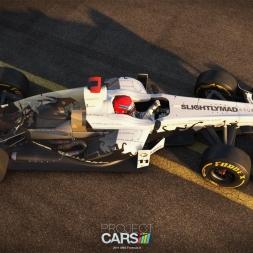 Performance test: Formula A vs 2011 Formula 1 @ Nurburgring