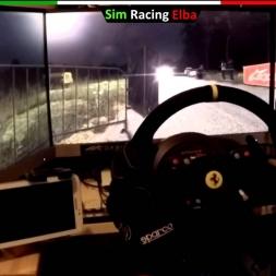 Dirt Rally_test prova a tempo_Triple screen (720p 60fps)