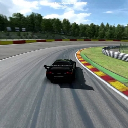 Mr C @ RaceDepartment   BMW M1 ProCar   Spa