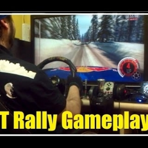 DiRT Rally  PC Gameplay  - VW Polo - Sweden -  JAN 06 2016