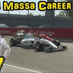 F1 2015 - Felipe Massa Career Mode - Ep 7: Canada