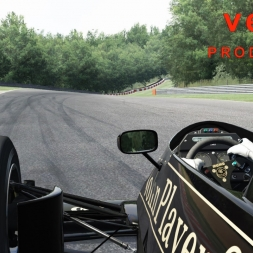 Assetto Corsa Lotus 98T @ Brands Hatch With Pedal Cam 1