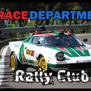 Race Department Dirt Rally Club - Corsa Italiana - Lancia Stratos SS5