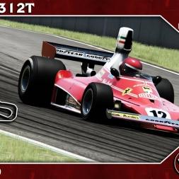 Assetto Corsa - Ferrari 312T - Mugello