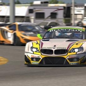 iRacing: RD GT3 Race at Daytona Circa 2007