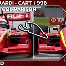 Stock Car Extreme x Real Life - Alex Zanardi  1998 - Portland