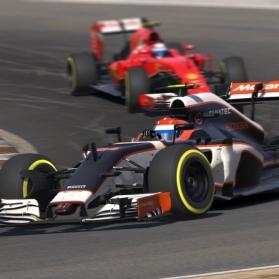 iRacing: F1 Race at Okayama