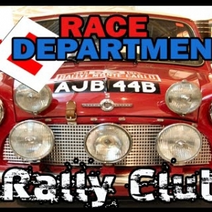 Race Department Dirt Rally Club - Beginners Event - Mini Cooper - SS1