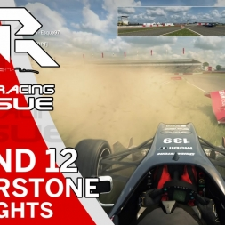 Nebula Formula C S3 - Round 12 Highlights