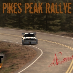 DiRT Rally - Pikes Peak Stage 1 im Audi Sport Quattro S1 (T500RS)