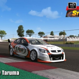 Super V8 @ Taruma Driver's View - Stock Car Extreme 60FPS