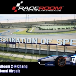 Formula RaceRoom 2 @ Chang International Circuit - RaceRoom Racing Experience 60FPS