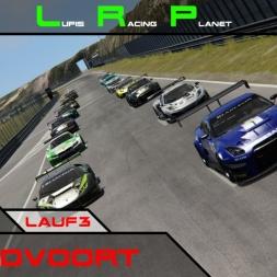 Blancpain Sprint Series by RSR | Lauf 3: Zandvoort