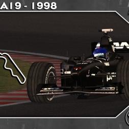 Stock Car Extreme - F1 1998  Arrows A19 - Suzuka