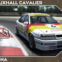 Assetto Corsa - 1990 Vauxhall Cavalier - barcelona