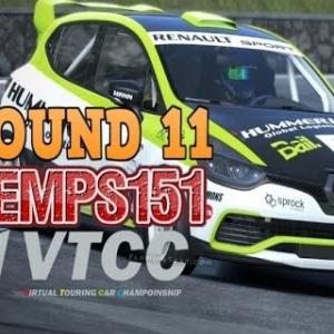 VTCC ROUND 11, Hockenhiem National, Demps151