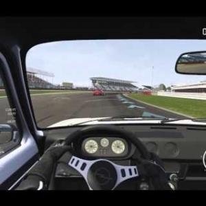 Forza Motorsport 6: Opel Kadett @ Silverstone Online (1080p60fps)