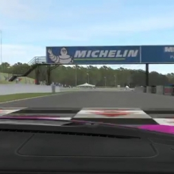Mosport - race 2 - The chase