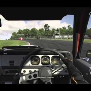 Forza Motorsport 6: Holden Torana online @ Brands Hatch (1080p60fps)