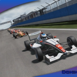 Project CARS | RD Wheelspin FC League: S2 Round 3 - Donington Park
